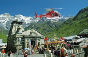 Kedarnath Yatra Helicopter Tickets