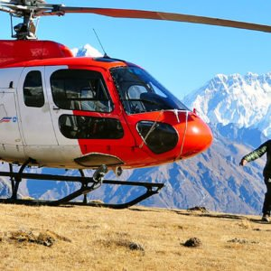 Kedarnath Helicopter Tickets